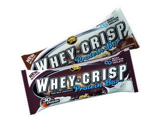 All Stars Whey Crisp Protein Riegel 50g