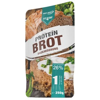 BBN Fit4Day Protein Brot 250g Beutel