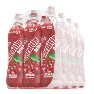 BBN L-Carnitin Drink 12 x 500ml