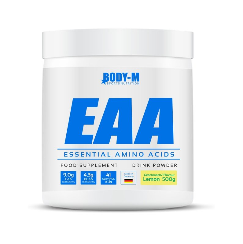 BODY-M EAA Pulver 500g Lemon