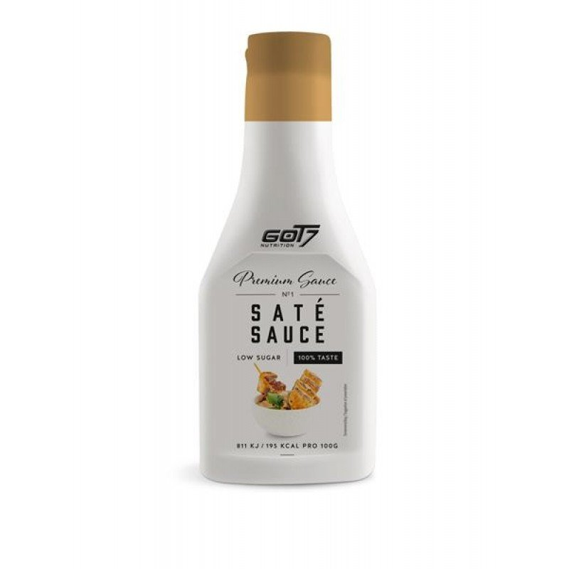 GOT7 Premium Saté Sauce (Erdnuss Sauce) - 285 ml