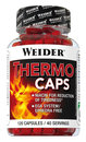 Weider Thermo Caps 120 Kapseln