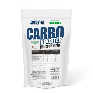 BODY-M Carbo Booster Maltodextrin 1000g
