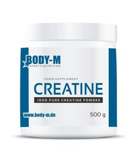 BODY-M Creatine Monohydrate 500g