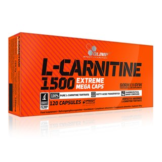 Olimp L-Carnitine 1500 120 Mega Caps
